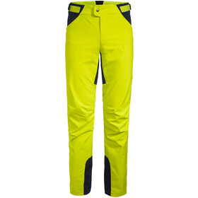VAUDE Qimsa II Softshell Broek Heren, bright green
